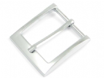 35mm Belt Buckle Chrome Plated. Code CD8